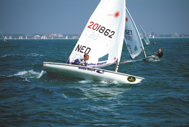 Clearwater Yacht Club Sailing